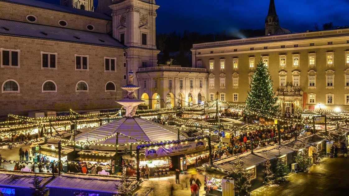 Salzburg – Soľnohrad